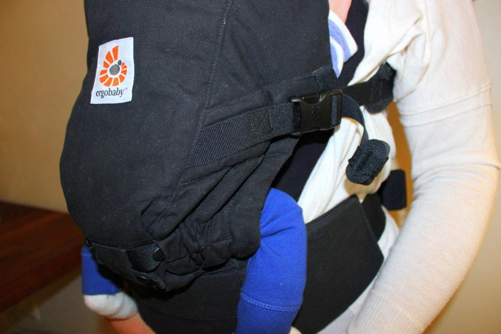Ergobaby Adapt Rücken