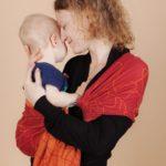 warum Babys tragen