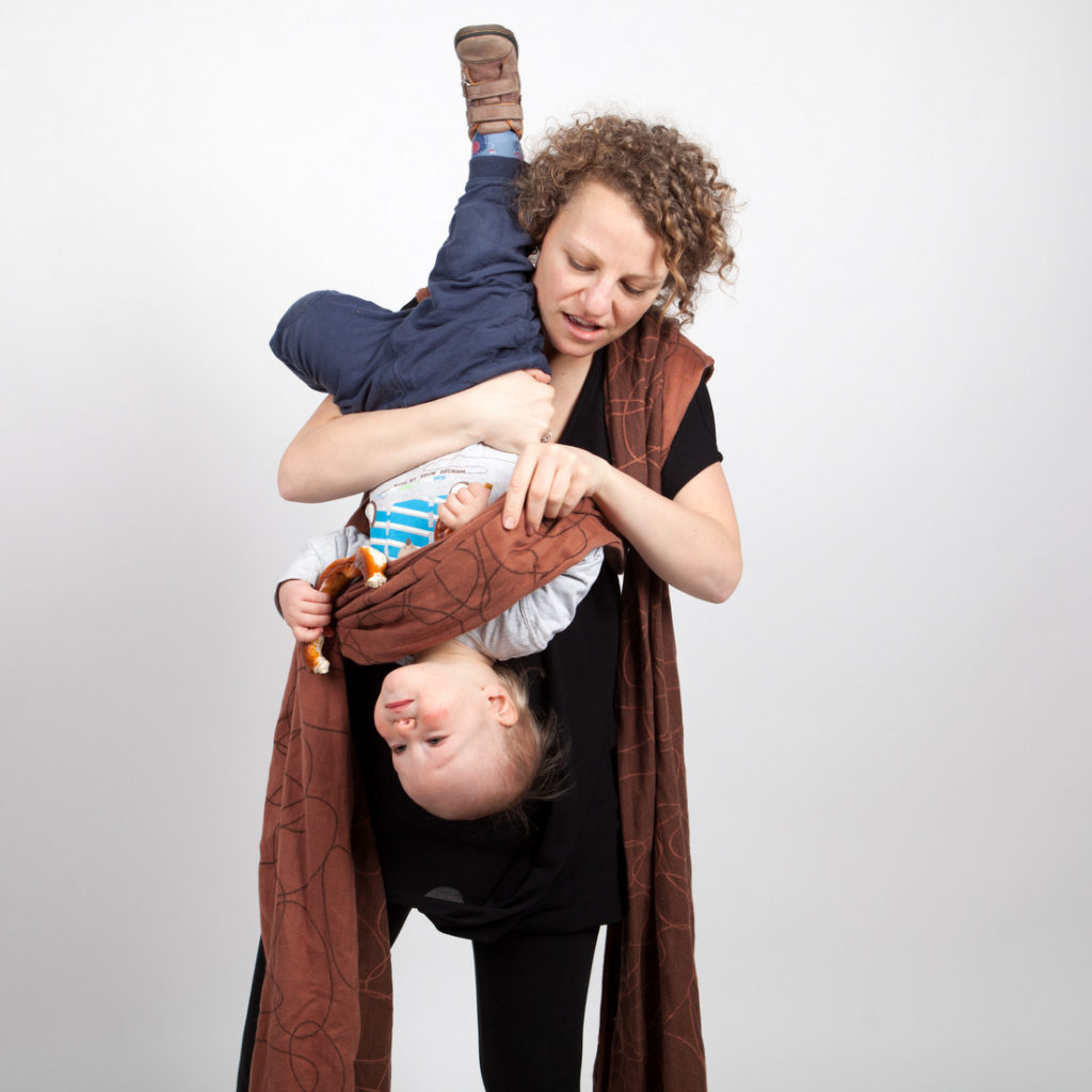 tragetuch für babys schädlich